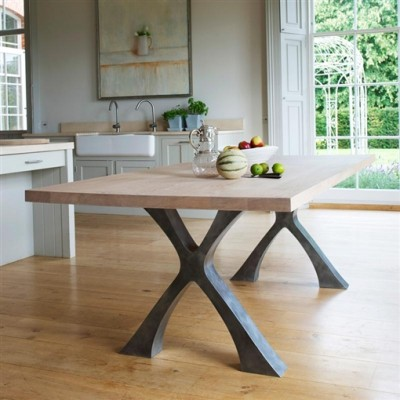 Exe Rectangular Dining Table @Tom Faulkner