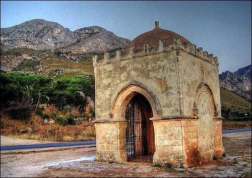 Santa Crescenzia Chapel, San Vito Lo Capo Sicily