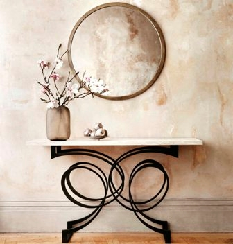 Versailles Console Table @Tom Faulkner