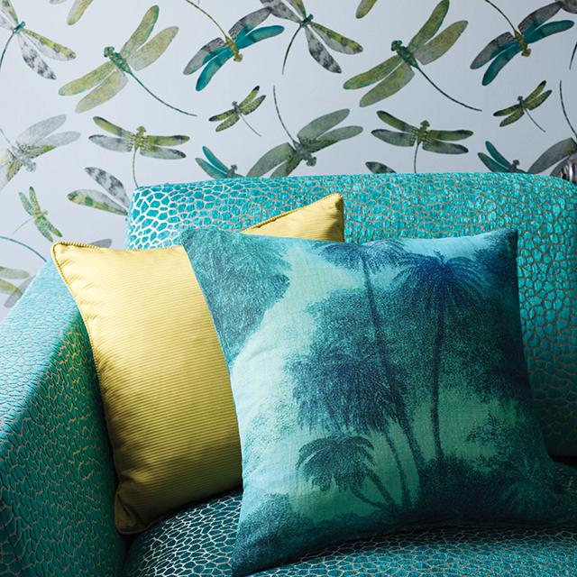 Osborne And Little Matthew Williamson - Home Decorating Ideas ...